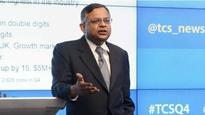 N Chandrasekaran to take over as Tata Group head tomorrow