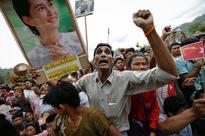 Suu Kyi camp visit called off