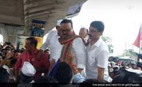 Pankaj Bhujbal Questioned By ED In Money Laundering Case