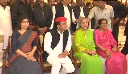 Before RS polls, most MLAs attend Samajwadi dinner