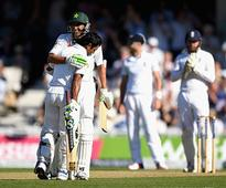 Asad Shafiq, Younis Khan tons give Pakistan the edge against England at The Oval