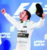 Lewis is unstoppable, again