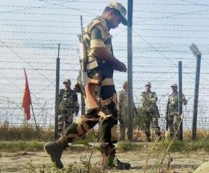 After 7-month lull, Pakistan violates border ceasefire in Kashmir