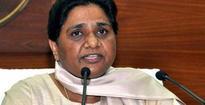 Mayawati Shedding Crocodile Tears For Dalits, Says BJP