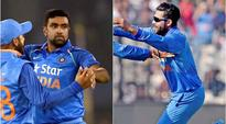 Ravindra Jadeja, R Ashwin rested for three match T20I series against England