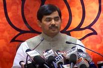 BJP, Left only democratic parties: Shahnawaz Hussain