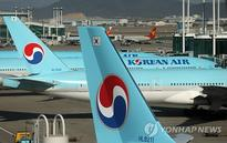 Korean Air plane taxied 700 meters after engine caught fire: investigation