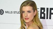 Agyness Deyn shares romantic picture as she ties the knot for the second time