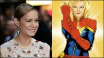 Check out how Brie Larson is prepping for 'Captain Marvel'