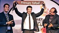 Premier Futsal League fixtures including teams, dates and venues