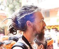 British Yogi on a Hiatus From Teaching