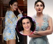Sara Ali Khan's hot makeover is NOT Kareena Kapoor Khan's doings, clarifies Amrita Singh