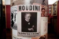 Secrets of Houdini's life revealed