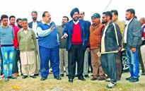 Rana for upgrading civic amenities in Sidhra