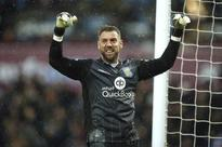 Wycombe woes have spurred Aston Villa on, says goalkeeper Bunn