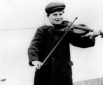 Violinist Yehudi Menuhin 100 years after his birth
