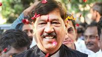 BJP's Girish Bapat third minister in problem