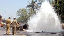Tansa pipeline burst kills 2