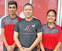 Assam paddlers Agniv, Trisha in Indian team