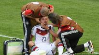 German soccer lags behind on concussion-risk awareness