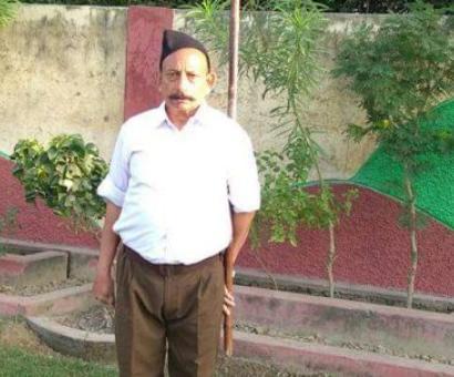 Senior RSS leader shot dead in Ludhiana