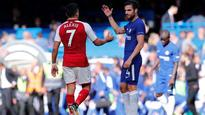 Premier League: Vastly-improved Arsenal hold Chelsea, Conte rues red card