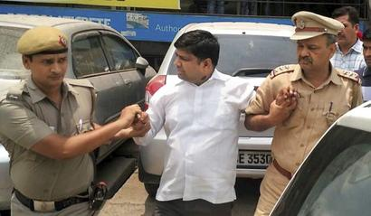 AAP MLA in jail for molesting woman gets bail
