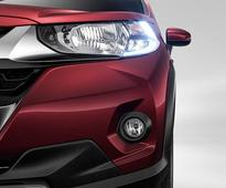 Honda WR-V crossover launches in India; prices start from Rs 7,75,000