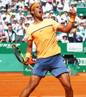 Monte Carlo Masters: Resurgent Nadal rallies to reach 100th career final