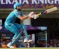 Pune Warriors beat Kolkata Knight Riders by seven runs