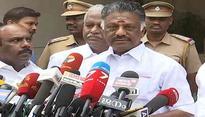 Tamil Nadu Deputy CM Panneerselvam dismisses reports of rift with CM Palanisamy