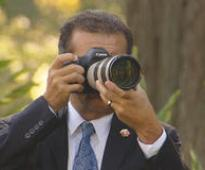Pete Souza: A lens trained on history