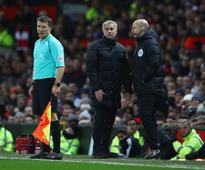 Manchester United boss Jose Mourinho charged...