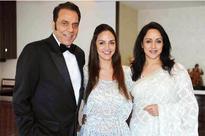 Hema Malini and Dharmendra celebrate 36th wedding anniversary
