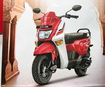 HMSI Launched Honda CLIQ at Rs. 42,499