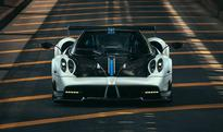 Pagani Huayra BC Takes Over New York City