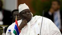 Gambia's Jammeh rejects result of presidential election