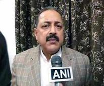 J-K Govt. to take final call on two-flag order: Jitender Singh