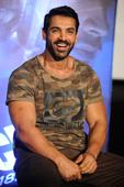 How John Abraham almost lost his leg to action