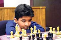 Aditya outwits Sriram to take lead in junior chess