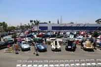 Carroll Shelby Tribute show to honour the Ford GT40
