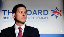 David Miliband calls for people to cross party loyalties to fight anti-Semitism