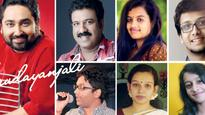 XpatAsia honouring composer M. Jayachandran on May 30 Muscat
