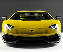 Lamborghini builds its 2000th Aventador