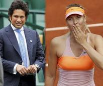 Shameful: Indian fans taunt Maria Sharapova with 'Who is Sachin Tendulkar'