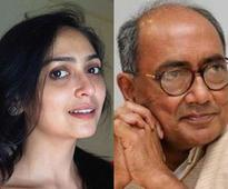Digvijay Singh transfers property to son Jaivardhan as wife Amrita Rai gives up her rights