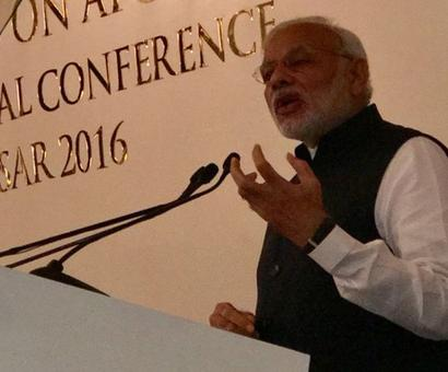 We must act against those sheltering terror forces: PM