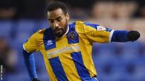Tyrone Barnett: AFC Wimbledon sign former Shrewsbury Town striker