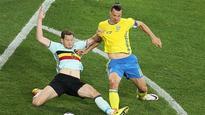 Nainggolan puts Belgium through as Ibrahimovic ends with a whimper