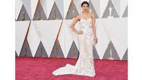 Oscars 2016: Priyanka brings chic power to the red carpet in sheer Zuhair Murad dress!